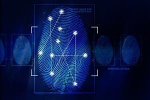 Zugangskontrollsystem mit Fingerabdruck